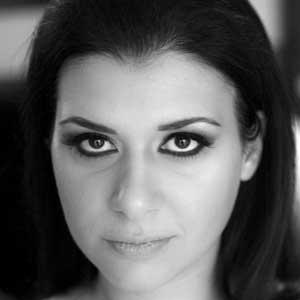 Natalia Theodoridou photo - Word Factory